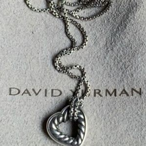 David yurman Necklace GENUINE